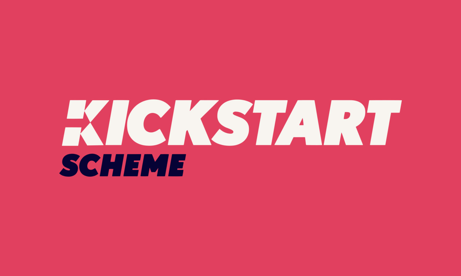 Image of the kickstart-scheme-logo