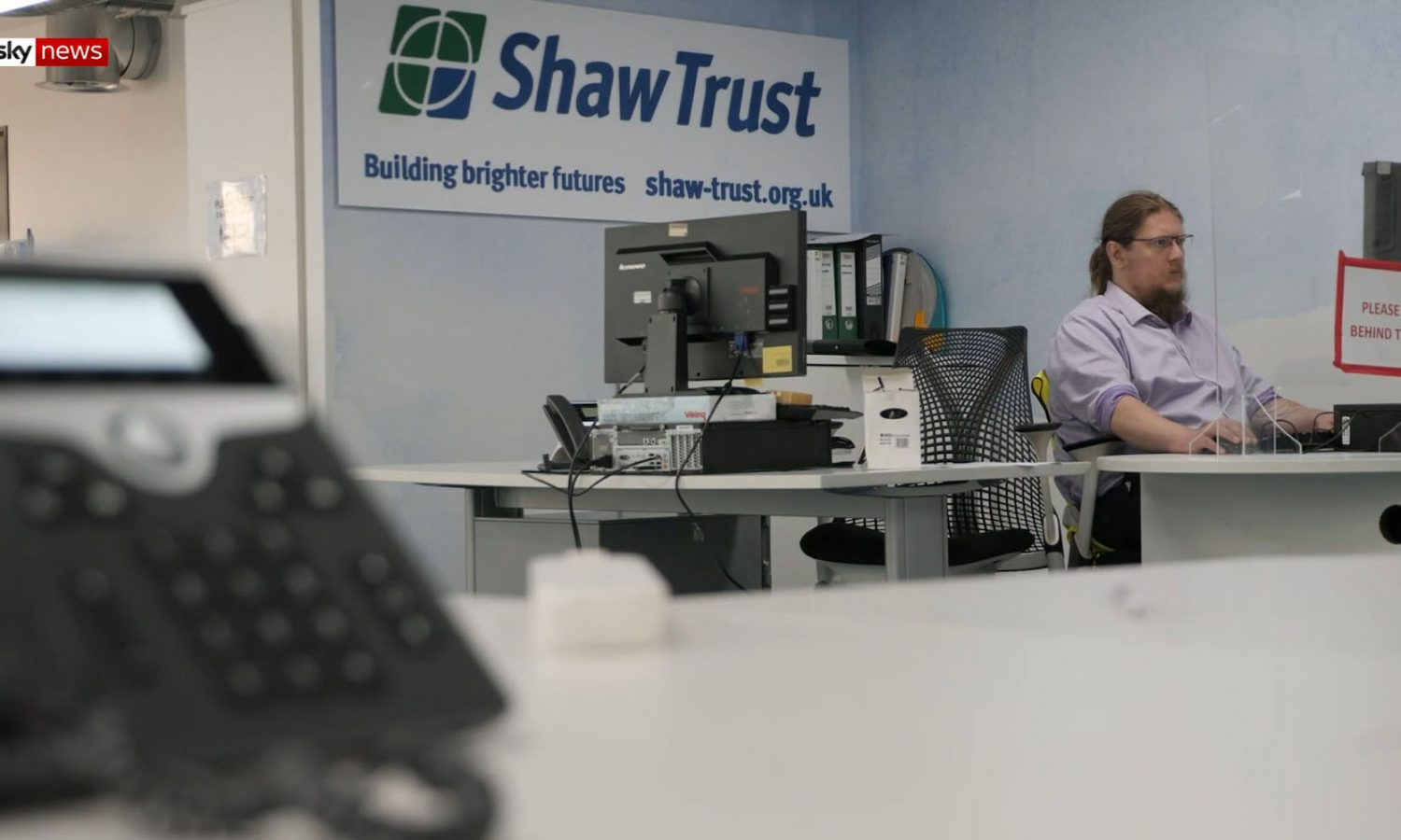 A picture of a Shaw Trust employment hub