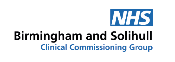 NHS Birmingham and Solihull Clinical Commissioning Group logo