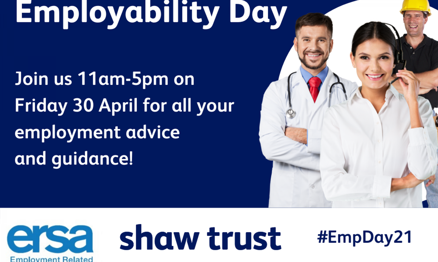 Employability Day graphic