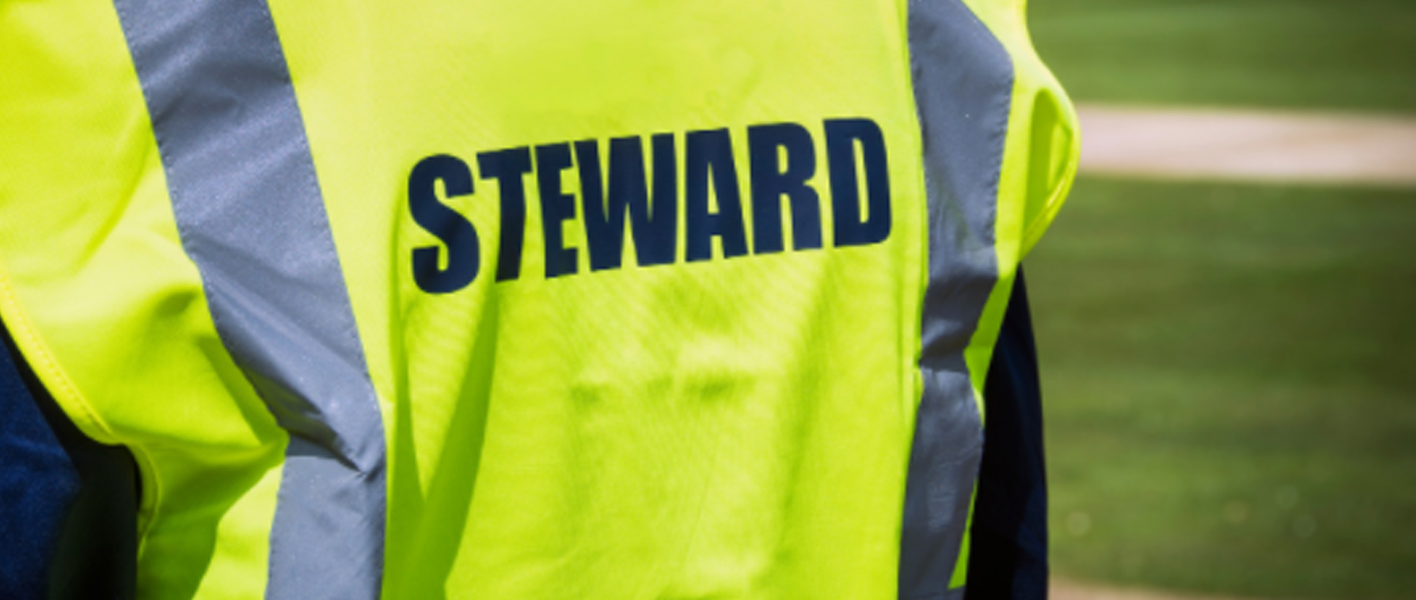 photo of a high vis jacket