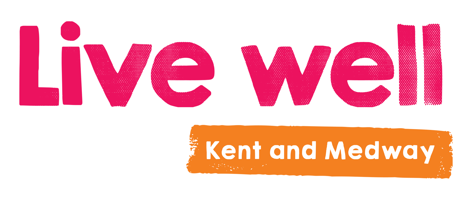 Live Well Kent and Medway logo